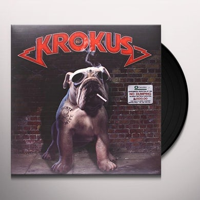 Krokus DIRTY DYNAMITE (GER) (Vinyl)