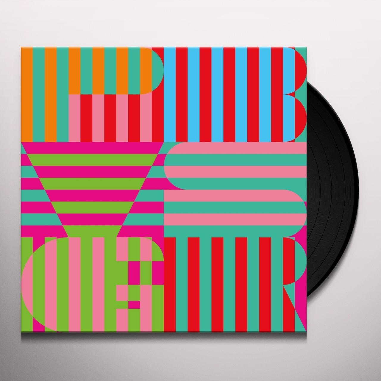 Panda Bear MEETS THE GRIM REAPER Vinyl Record