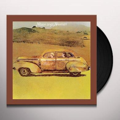 NILSSON SINGS NEWMAN Vinyl Record