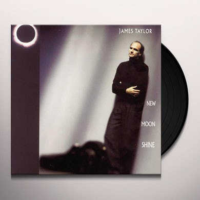 James Taylor NEW MOON SHINE Vinyl Record