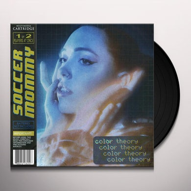 Soccer Mommy COLOR THEORY Vinyl Record