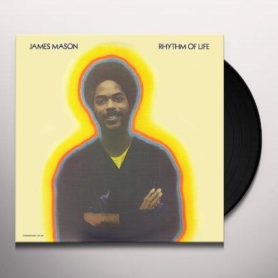 James Mason RHYTHM OF LIFE Vinyl Record