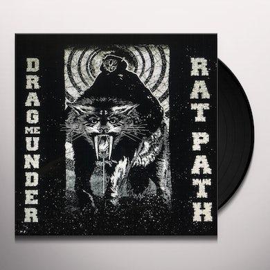 DRAG ME UNDER SPLIT Vinyl Record