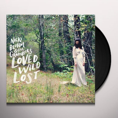 Nicki Bluhm and the Gramblers LOVED WILD LOST Vinyl Record