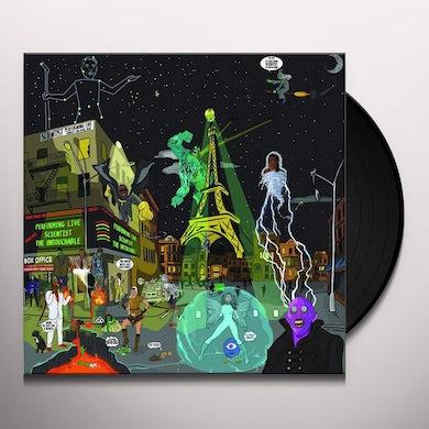 Scientist UNTOUCHABLE Vinyl Record