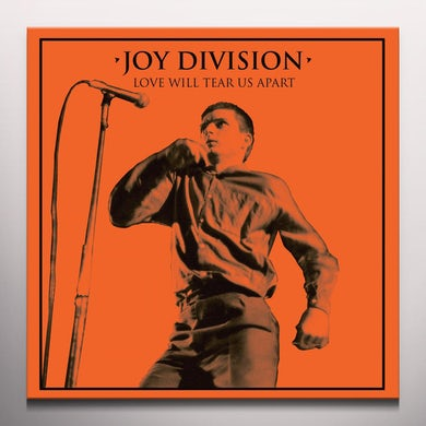 Joy Division LOVE WILL TEAR US APART - HALLOWEEN EDITION Vinyl Record