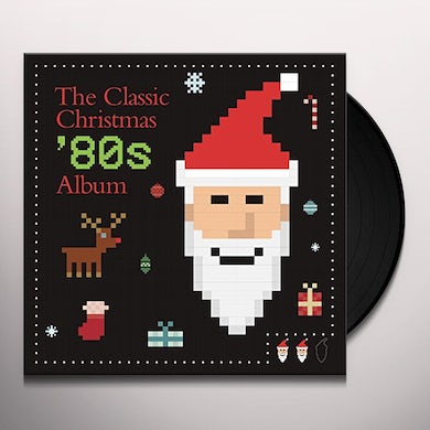 Classic Christmas 80S Album / Various Vinyl Record