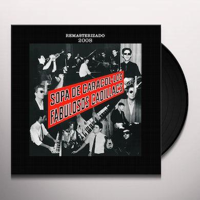 FABULOSOS CADILLACS SOPA DE CARACOL Vinyl Record