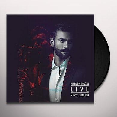 Marco Mengoni LIVE Vinyl Record