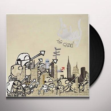 Urthboy SIGNAL Vinyl Record