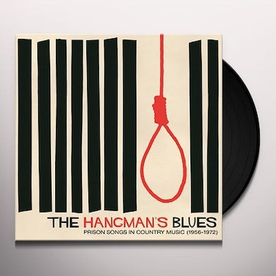 HANGMAN'S BLUES: PRISON SONGS IN COUNTRY / VARIOUS Vinyl Record
