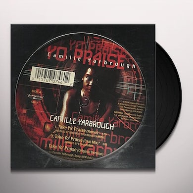 Camille Yarbrough YO PRAISE Vinyl Record