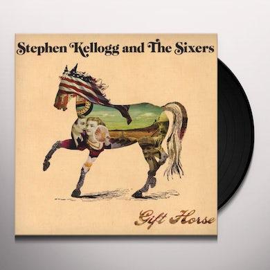 Stephen Kellogg GIFT HORSE Vinyl Record
