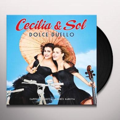 Cecilia Bartoli Dolce Duello Vinyl Record