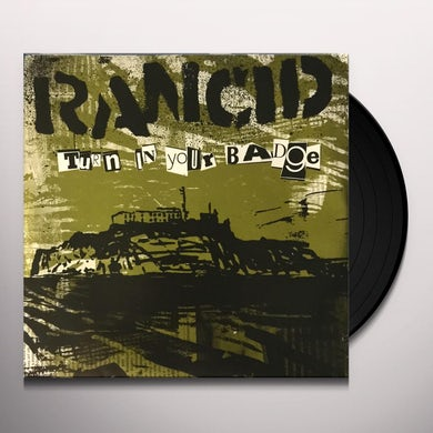 Rancid TURN IN YOUR Vinyl Record