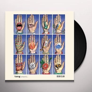 Presents...Dead Club  Clear Vinyl Record
