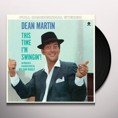 This Time I'm Swingin'! Vinyl Record