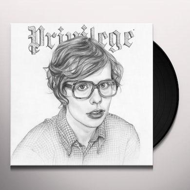 Parenthetical Girls PRIVILEGE Vinyl Record - Sweden Release