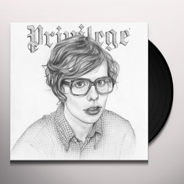 Parenthetical Girls PRIVILEGE Vinyl Record - Sweden Release