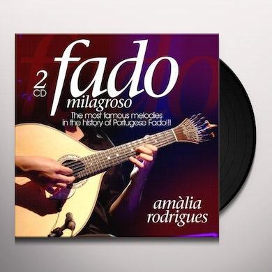 Amalia Rodrigues FADO MILAGROSO Vinyl Record