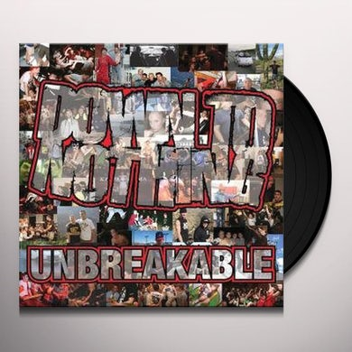 UNBREAKABLE Vinyl Record
