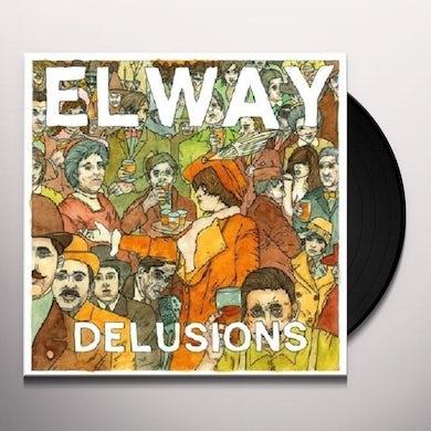 Elway DELUSIONS Vinyl Record