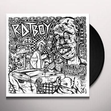 RATBOY INTERNATIONALLY UNKNOWN Vinyl Record