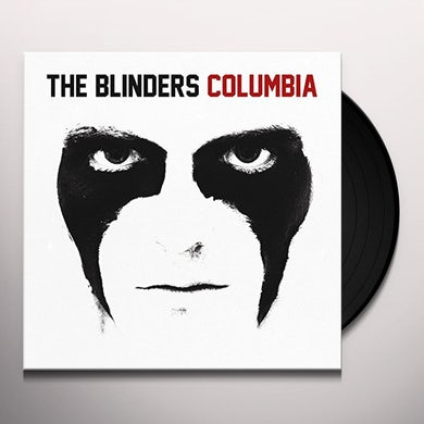 The Blinders COLUMBIA Vinyl Record