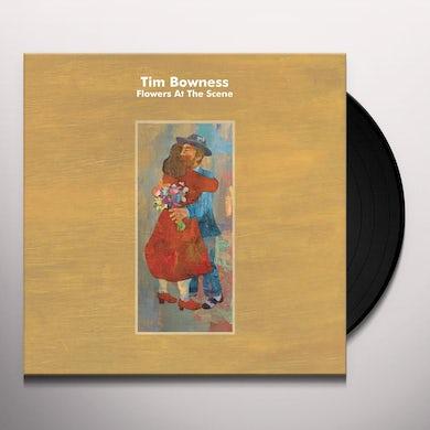 FLOWERS AT THE SCENE Vinyl Record
