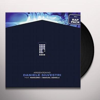Daniele Silvestri ARGENTOVIVO Vinyl Record