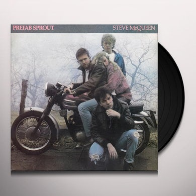 Prefab Sprout STEVE MCQUEEN Vinyl Record