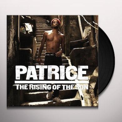 Patrice RISING OF THE SON Vinyl Record