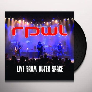 LIVE FROM OUTER SPACE Vinyl Record