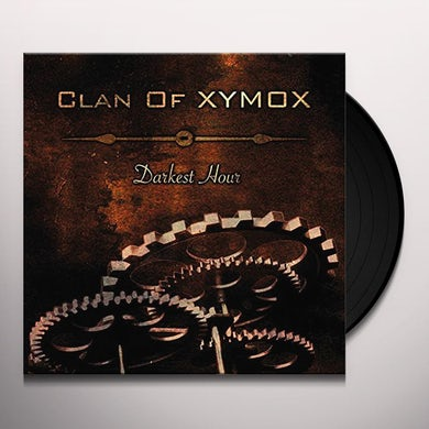 Clan Of Xymox DARKEST HOUR Vinyl Record