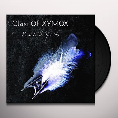 Clan Of Xymox KINDRED SPIRITS Vinyl Record