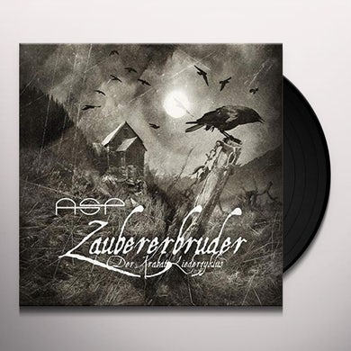 Asp ZAUBERERBRUDER LIVE & EXTENDED Vinyl Record