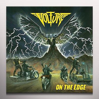 ON THE EDGE Vinyl Record