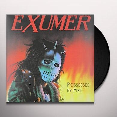 Exumer POSSESSED BY FIRE Vinyl Record
