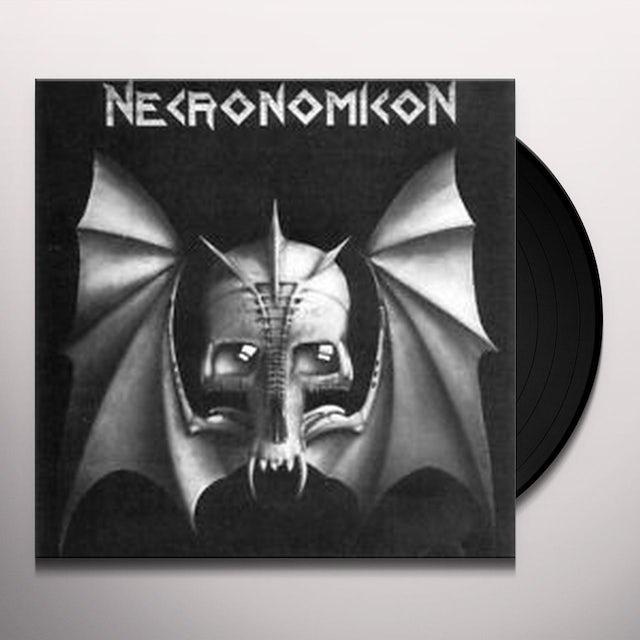 Necronomicon Vinyl Record