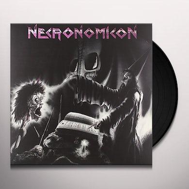 Necronomicon APOCALYPTIC NIGHTMARE Vinyl Record
