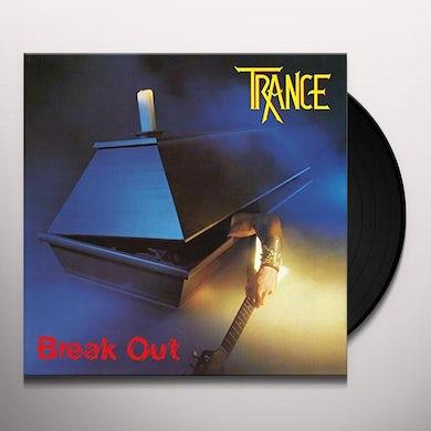 Trance BREAK OUT Vinyl Record