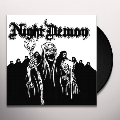 NIGHT DEMON Vinyl Record