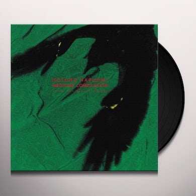 MEDICINE COMPILATION FROM THE QUIET LODGE Vinyl Record
