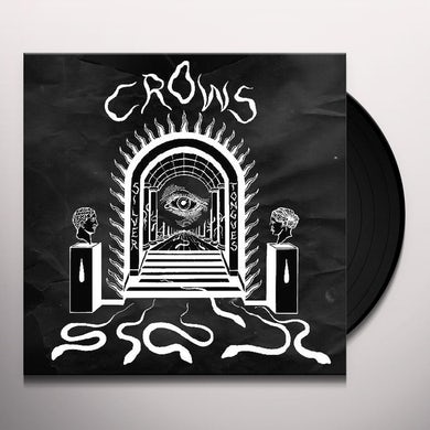 Crows SILVER TONGUES Vinyl Record