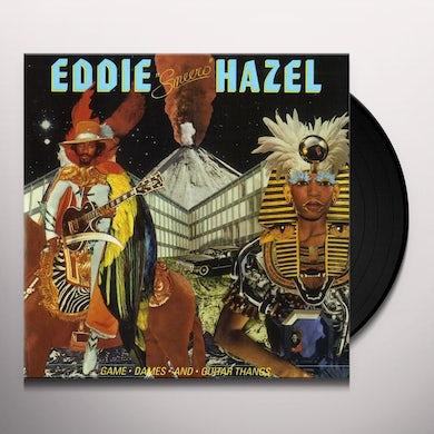Eddie Hazel GAME DAMES & GUITAR THANGS Vinyl Record - Limited Edition, 180 Gram Pressing