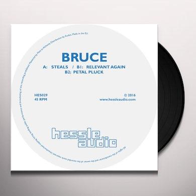 BRUCE STEALS Vinyl Record