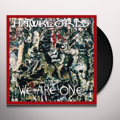 Hawklords WE ARE ONE Vinyl Record