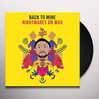 Back To Mine - Nightmares On Wax / Various Vinyl Record