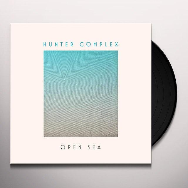 Hunter Complex OPEN SEA Vinyl Record