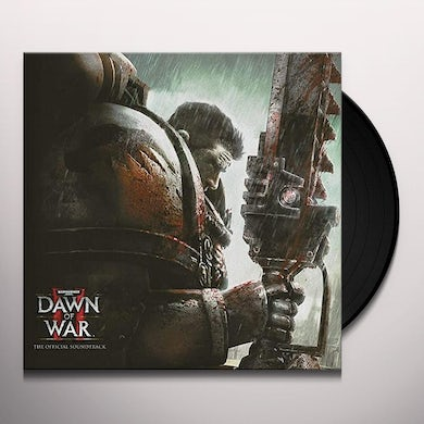 Doyle W Donehoo WARHAMMER 40000: DAWN OF WAR 2 / Original Soundtrack Vinyl Record